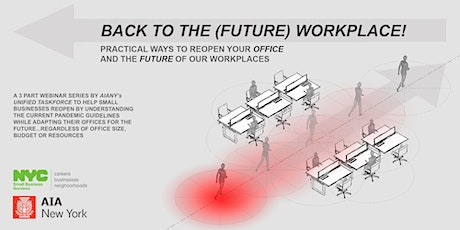 WEBINAR | Back to the (Future) Workplace | The Future of Offices |5/11/2021 tickets
