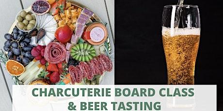 Charcuterie 101 Workshop & Beer Tasting tickets