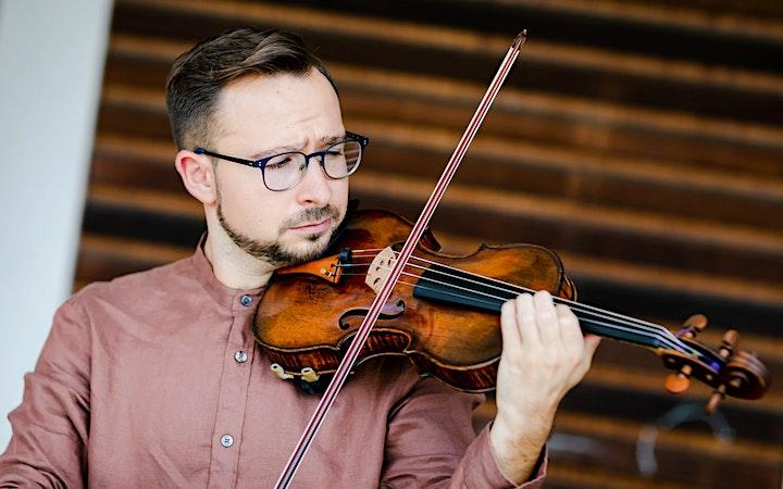 BALLADE: Violin and Piano Concert in memory of GORDON LANKTON image