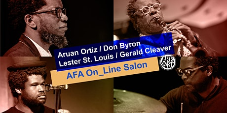 Aruán Ortiz Pastor's Paradox |  AFA On_Line Salon tickets