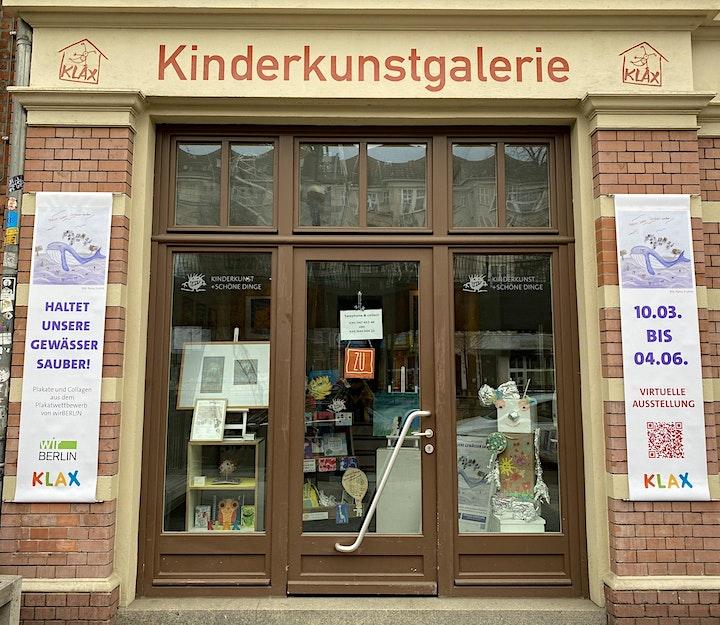Klax Kinderkunstgalerie: Kostenlose Online-Ausstellungsführung: Bild