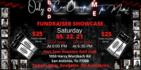 """ONLY GOD CAN CHANGE ME THE  MOVIE "" FUNDRASIER tickets"