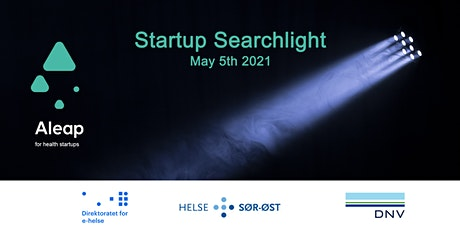 Aleap Corporate Partners and Startups SearchLight boletos