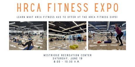 HRCA Fitness Expo tickets