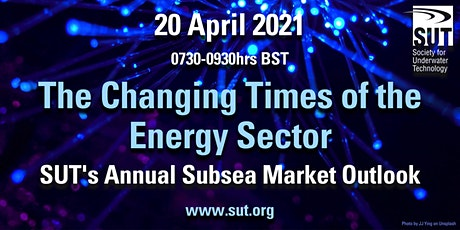 The Changing Times of the Energy Sector tickets