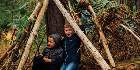 Wild play 10 Aug - Survival and Navigation at Ecclesall Woods (self-led) tickets