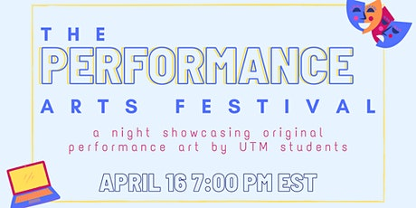The Performance Arts Festival tickets