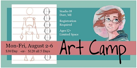 Art Camp - Dorr, MI tickets