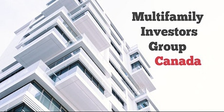 Multifamily Investor Group - Canada - Monthly Meetup Tickets