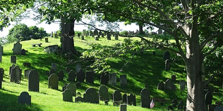 A Walk Through History: Old Hill Burying Ground tickets