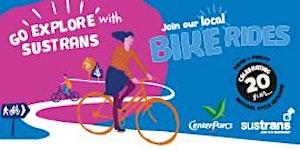 Go explore with Sustrans - three counties bike ride