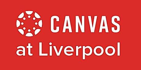 VITAL to Canvas Migration - Staff Webinars and Drop-In biglietti