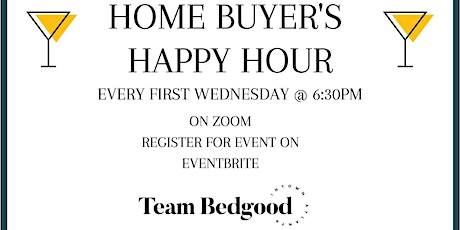 Home Buyer's Happy Hour May tickets