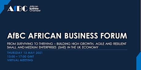 AfBC - Midlands African Business Forum tickets
