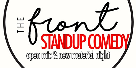 The Front Standup Comedy - April 16th tickets