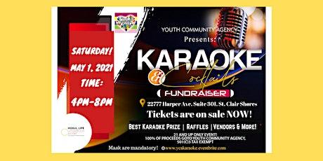 Karaoke &  Cocktails Fundraiser! tickets
