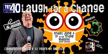 Ten16's 40th Anniversary LAUGH FOR A CHANGE tickets