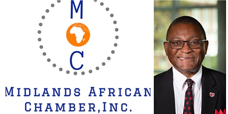 Midlands African Chamber's Power Hour with Dr. H. Dele Davies tickets