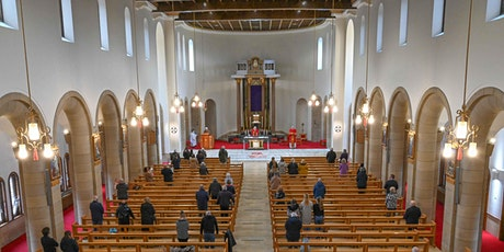 Sunday Mass in St Columbkille's  on 17th/18th April 2021 tickets