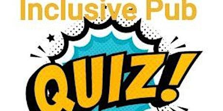 Inclusive Pub Quiz For  Autistic Adults & Friends tickets