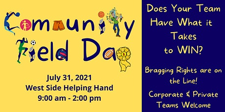 West Side Helping Hand Community Field Day tickets