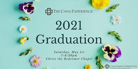2021 Houston Cana Experience Graduation tickets