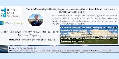 Global Sea Level Observing System - Building National Capacity tickets