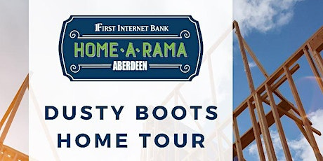 Dusty Boots Home Tour  |  A 2021 Home-A-Rama Preview tickets