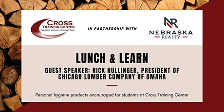 Lunch & Learn and Personal Hygiene Drive tickets