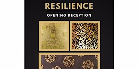 """""""Resilience"""" Fine Art Exhibition (Opening Reception) tickets"""