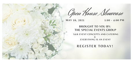 Open House Showcase presented by The Special Events Group tickets