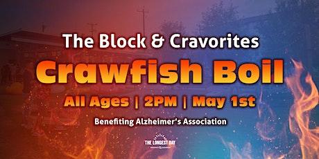 Crawfish by Cravorites tickets