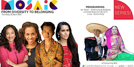 From Diversity to Belonging: Embracing & Bridging a United States for All tickets