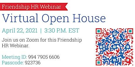 Friendship Public Charter School Virtual Open House tickets