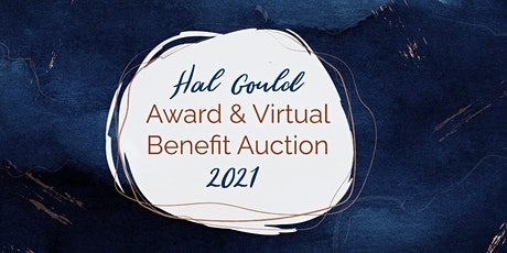 2021 Hal Gould Award & Virtual Benefit Auction tickets