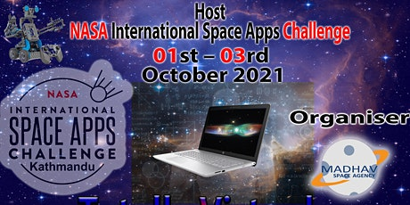 NASA International Space Apps Challenge, Kathmandu Nepal tickets