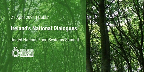 Ireland's First National Food Systems Dialogue tickets