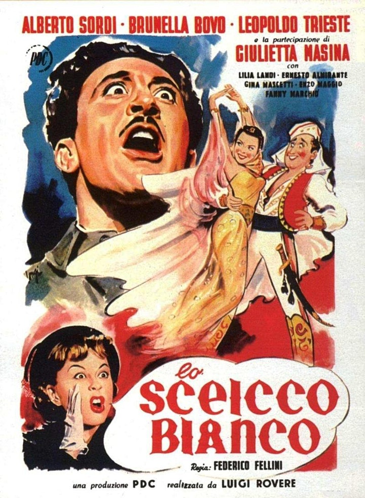 Imagen de FELLINI 20-20 (2)LO SCEICCO BIANCO /EL JEQUE BLANCO, Federico Fellini 1952