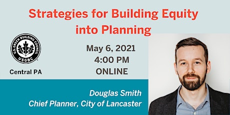 Strategies for Building Equity into Planning tickets