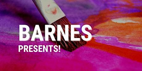 Barnes Presents! Flower Pot Paint Party tickets