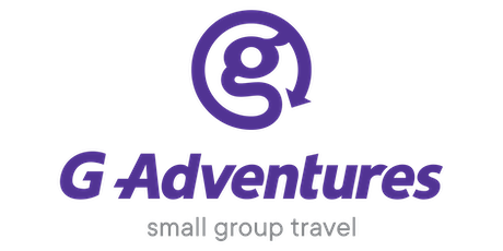 Simcha Travel and Nexion Canada presents G Adventures tickets