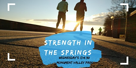 Strength in the Springs Class tickets