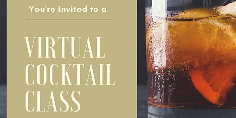 Earth Day Virtual Cocktail Class tickets