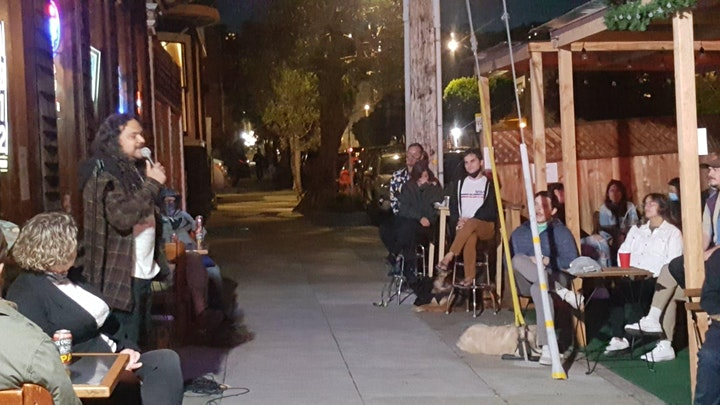 Last Sunday-Outdoor Comedy-The BAR -on Dolores image