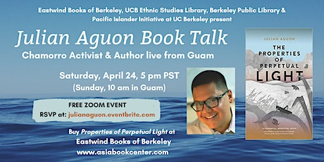 Guam Chamorro Activist & Author Julian Aguon Book Reading tickets