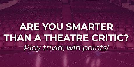 Audience Rewards Trivia Night tickets
