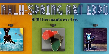 NWLH: Spring Art Expo tickets