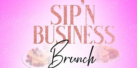 Sip'N Business Brunch tickets