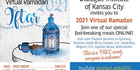 Virtual Ramadan Iftar With St. Francis Xavier tickets