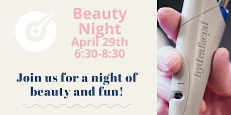 Beauty Night tickets